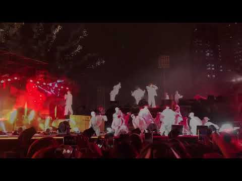 BTS WORLD TOUR LOVE YOURSELF TAOYUAN (TAIWAN) 20181208 桃園演唱會