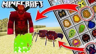 NEW Scary & Realistic MOBS in Minecraft!