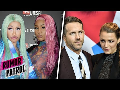 Cardi B COLLABING W/ Nicki Minaj?! Blake Lively Divorcing CHEATING Ryan Reynolds?! (Rumor Patrol)