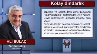 Ali Bulaç - Kolay dindarlık