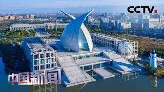 [中国新闻] 上海自贸区临港新片区 新在哪?| CCTV中文国际