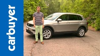 Volkswagen Tiguan SUV in-depth review - Carbuyer
