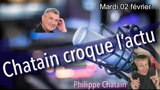 CHATAIN CROQUE L'ACTU