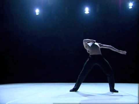 Friedemann Vogel Marco Goecke Stuttgart Ballet Mopey
