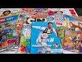 GAZETKI PAŹDZIERNIK- LISTOPAD 2018 Cartoon Network , Lego City , Littlest Pet Shop, Bravo Sport