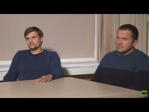 Full Skripal case interview with the UK's suspects (EXCLUSIVE)