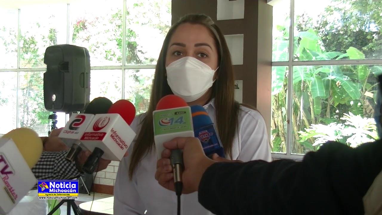 DIF Zacapu continúa trabajando de la mano con el sector salud del municipio