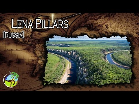 Lena Pillars, Russia