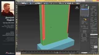 Моделируем в 3d max памятник с помощью сплайнов