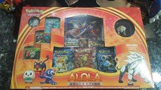 Pokemon Alola Collection Sun Review!