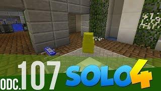 "Minecraft SOLO 4 #107 ""Dorosły Ryszard!"""