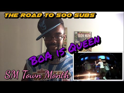 BCN Reacts To KPop: BoA  Energetic MV Reaction