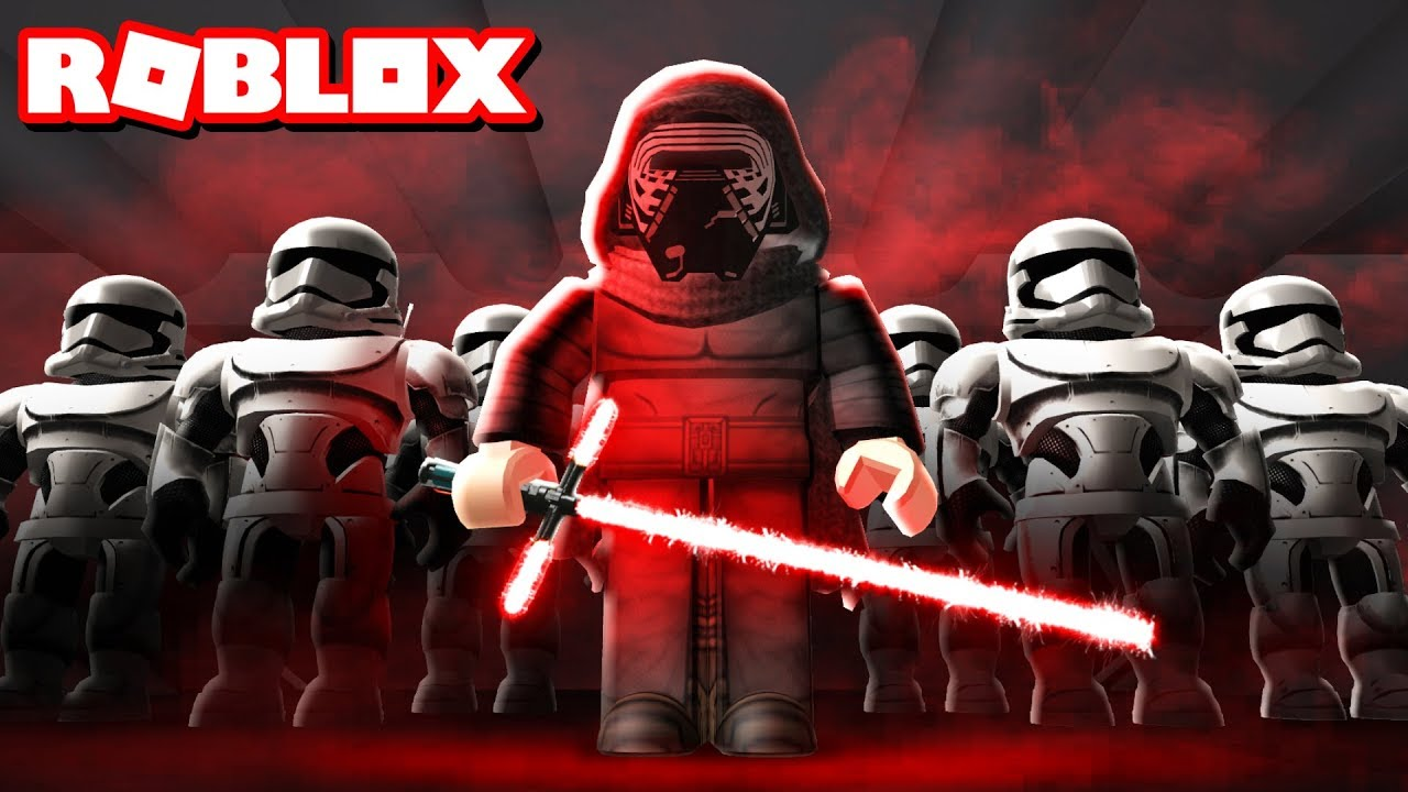 Star Wars The Last Jedi Movie In Roblox Youtube