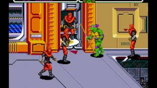Teenage Mutant Ninja Turtles - The Hyperstone Heist -  - Retroachievements 3 - User video