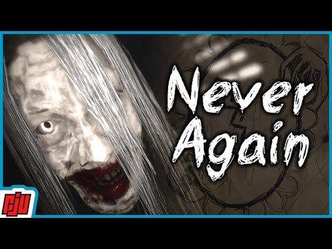 Never Again Part 2 | PC Horror Game | Gameplay Walkthrough