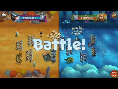 Battle Legion - Epic PvP Battle Game