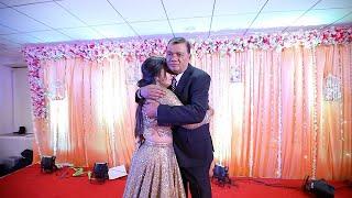 Emotional bride's dance for parents || Teri laadki main || dilbaro || Nachle with saumya