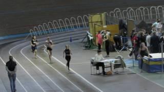 400м, дівч, 2 забіг, меморіал Я.Тягнибока 2017