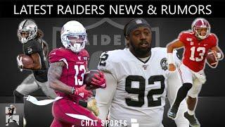 Raiders Drafting CeeDee Lamb? News, Trade Rumors On Christian Kirk, PJ Hall, Tua, 2020 NFL Draft