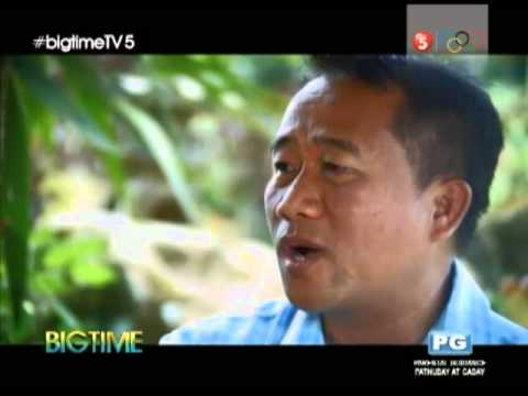 The Bigtime Story of Ronald Costales - CHairman and co-founder of COSTALES NATURE FARMS part 1