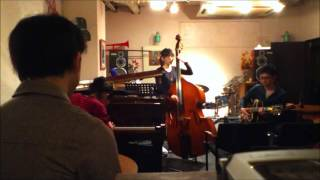 Gouji Toyokawa Trio at Five Pennies, October 30, 2015-Whims of Chambers