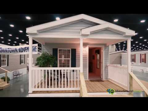 Louisville Manufactured Housing Show: Adventure Homes Manufactured Home Tour