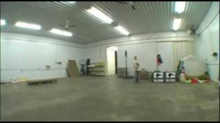 skateboarding indoor park Walker Mn