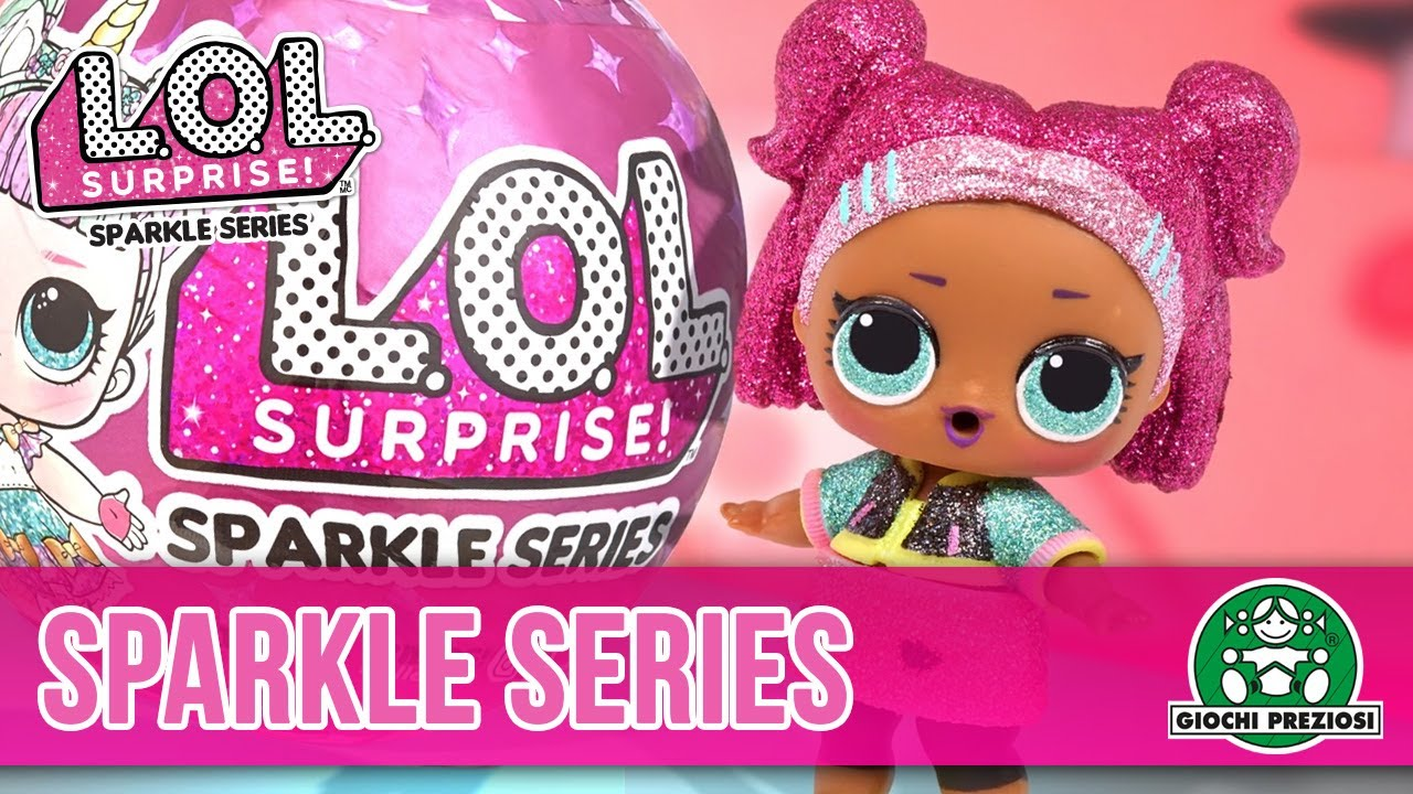 L.O.L Surprise / Sparkle / Pub TV / Giochi France