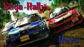 Sega Rally Revo™ gameplay HD