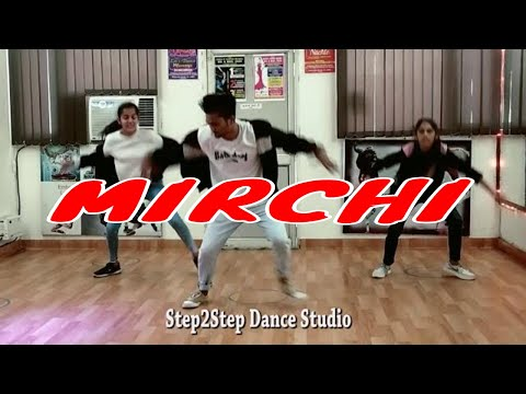 Divine - MIRCHI | Dance Cover | Easy Steps | Choreography By Step2Step Dance Studio