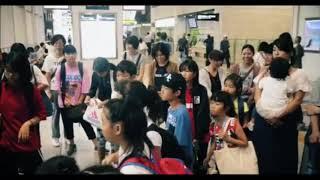 Teaching in japan: Dance camp time! Again
