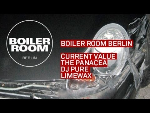 Current Value live in Boiler Room, Berlin