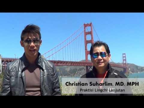 Ricky Suharlim : Reiki & Ling-Chi di San Fransisco