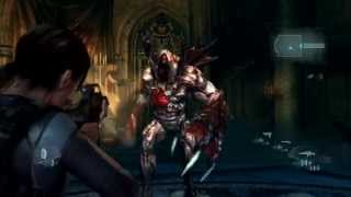 Resident Evil Revelations - HOW TO BEAT FINAL BOSS (XBOX 360)