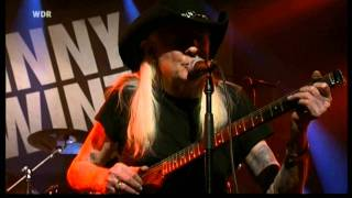 JOHNNY WINTER - Good Morning Little Schoolgirl / Nov. 2010 [HD] *re-upload