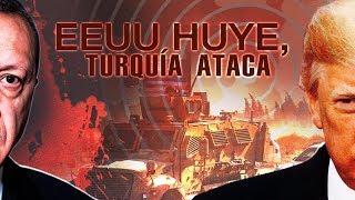 ALERTA: COMIENZA LA GUERRA, Turquía ataca Siria ¿EEUU, Rusia e Irán, qué harán? | DETRÁS DE LA RAZÓN