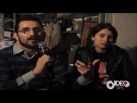 LE-LI - interview by VIDEOTAPEtv