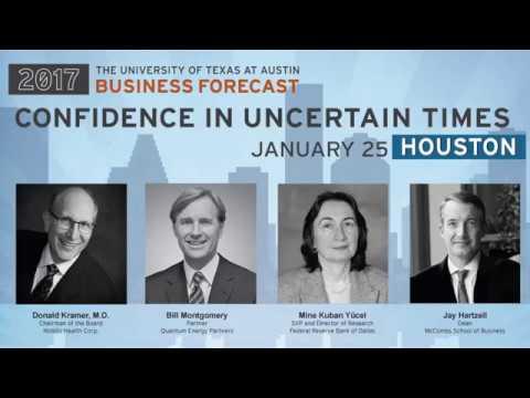 UT McCombs Business Forecast 2017—HOUSTON