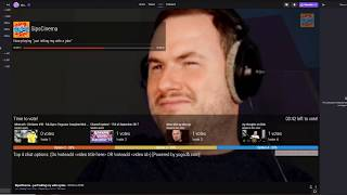 just a clip of twitch watching a clip on youtube of a clip on twitch