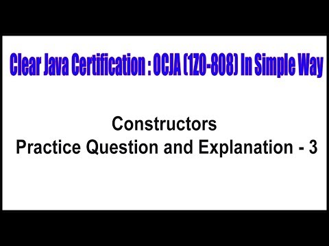 java-certification-||-constructors-practice-question-and-explanation---3-||-by-durga-sir