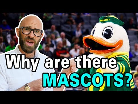 How Did The Practice Of Having Sports Mascots Start?