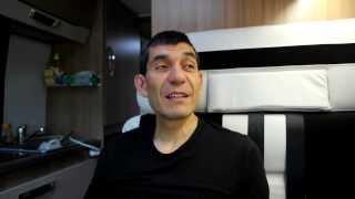 20140929 Video Diary from Les Pins Campsite, Les Salles Sur Verdon