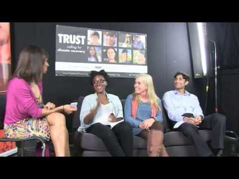 Why TRUST for Earth Day?- #WITNESSlive