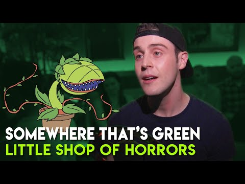 Somewhere That's Green - LITTLE SHOP OF HORRORS Genderbend Cover Feat. Robert Manion