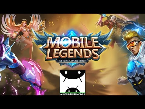 Mobile Legends: Bang bang Android GamePlay Trailer [1080p/60FPS