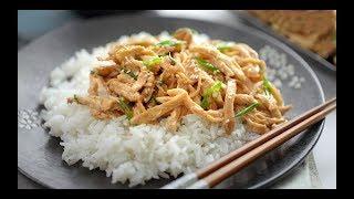 Teriyaki Chicken Delight   Slow Cooker   Panasonic Cooking