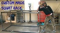 Custom Made Squat Rack
