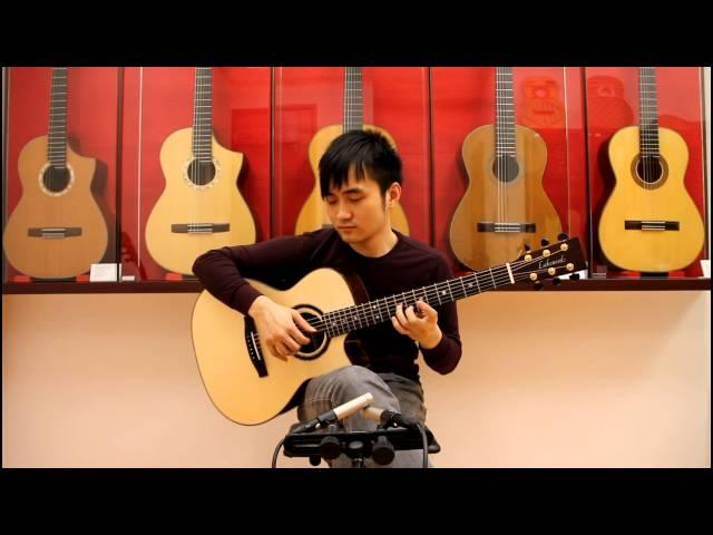 Guitar guitar chords xiao xing yun : Steven Law - YouTube
