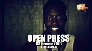 OPEN PRESS SITEU CE 08 SEPTEMBRE AU STADE DE MBAO