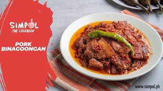Download lagu Pork Binagoongan, SIMPOL!